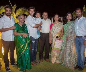 Abhijeet duddala family