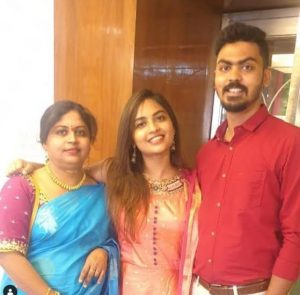 Harika mother & brother