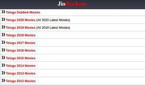 Jio Rockers Telugu Movies 2021 Download HD Movies For FREE